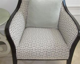 $160.00, Occasional chair like new