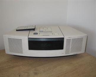$125.00, Bose radio