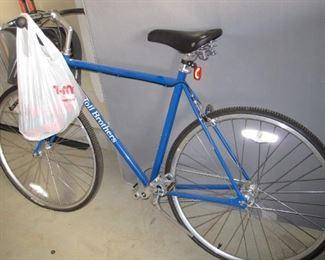 $75.00, Standard size Bike Toll Brothers