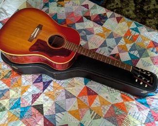 1966 Gibson J-45 ADJ acoustic guitar