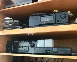 Electronics & speakers