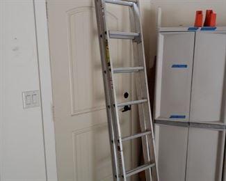 https://ctbids.com/#!/description/share/537487 Sixteen Foot Davidson Ladder. Ladder measures 16 feet.