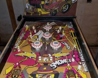 Sears Pinball Machine