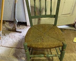 Cute antique chair