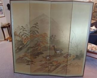Authentic Japanese Screen