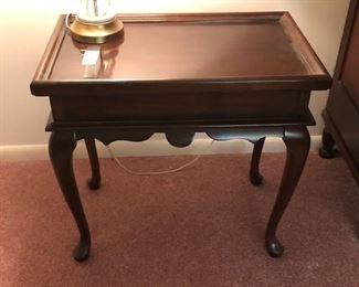 Vintage Mersman Tea Table