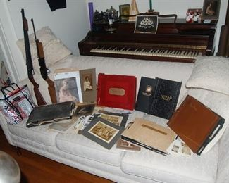 BB Gun and photo albums