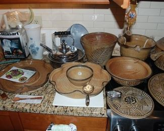 Gobble Pottery- just about every piece he ever made- Clyde Gobble-NC Pottery