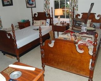 Twin Beds-White's of Mebane NC