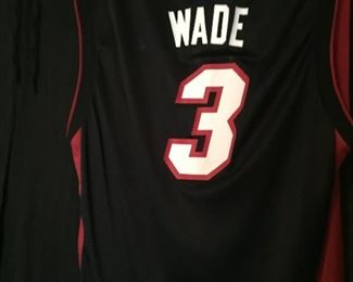 Wade jersey collectible
