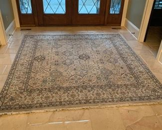 Fine Pakistan Rug  7 ft 9 inches by 8.00 ft                                        original $7485.00                                                                                         now $2850.00