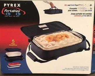 Pyrex Portables - $20 each