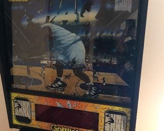 Gottlieb Shaq Attaq pinball machine