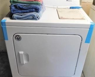 Almost new Amana electric dryer