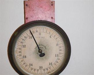 John Chatillion hanging scale