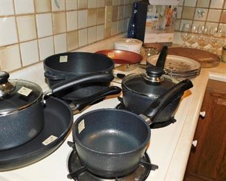German made pans