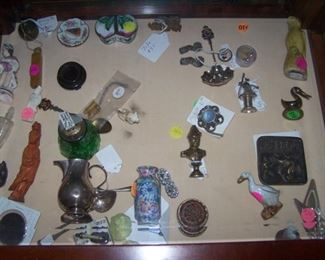 this case is now over full of silver and trinkets and more