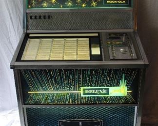 Rock-ola Deluxe 441 Juke Box