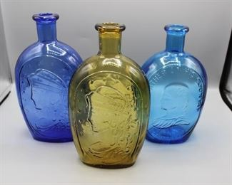 Vintage Patriot Bottles