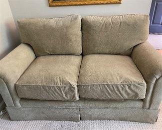 J.Raymond loveseat matches sleeper sofa