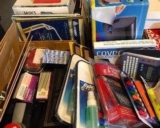 office supplies - teaching supplies