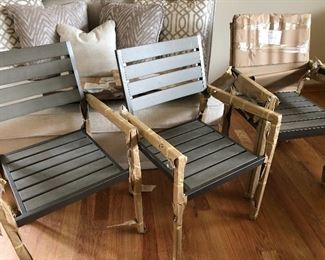 new with tags patio chairs (4)