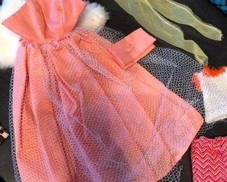 vintage Barbie clothes & accessories