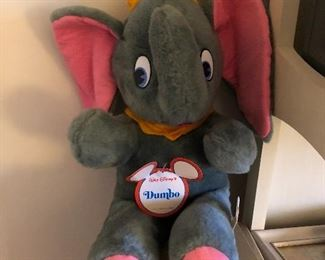 vintage Dumbo - Disney characters