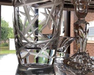 Christofle vase
