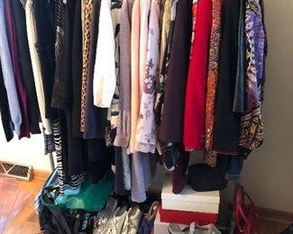 Designer clothes for women sz 10, 12, 14, 16, L, XL, 1X, 2X, 3X