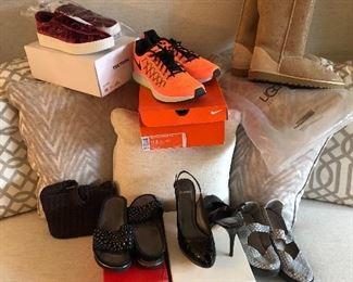 Ugg Tretorn Nike St John sz 11