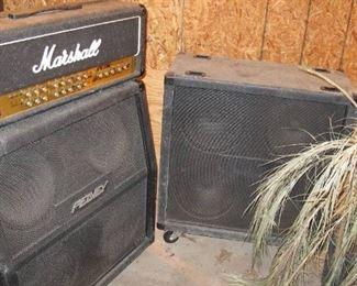 Lots of Band Equipment.  BID ONLINE at https://narhiauctions.hibid.com/auction/231629/online--robert-j--strong-estate/