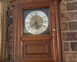 85.1970 Mantel Clock by Hadina   $95