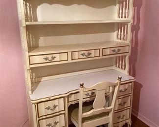 21.Desk & Chair   $195