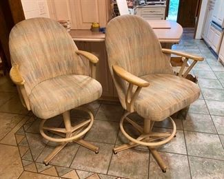 67.2 Bar Stools (as is)  $60
