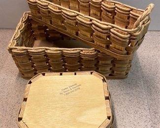 35.Basket Set (3)  $20