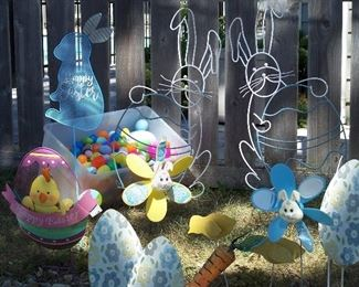 Easter whimsy and charm