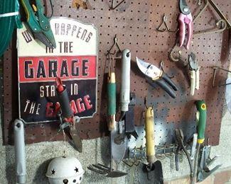 Gardening tools & accessories