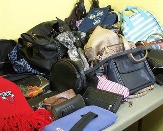 Purses and pocketbooks