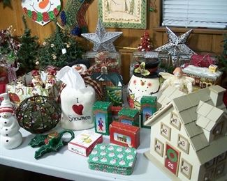 Advent calendars, lighted villages & more