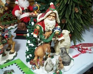 Christmas creatures great and small