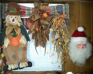 Harvest to Christmas decor and beyond