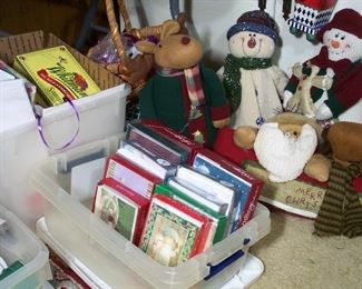 Holiday cards, Christmas accessories