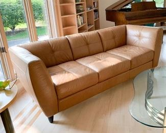 Contemporary 3-Seat Sofa