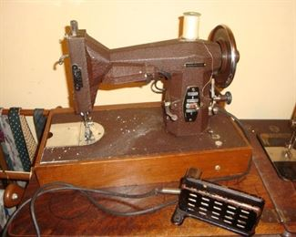 Mid 1950's Kenmore Electric Sewing Machine