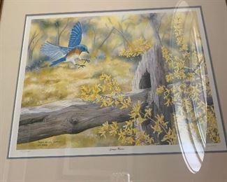 RALPH GRADY JAMES ARTWORK