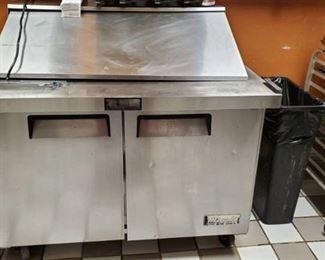Migali Prep Refrigerator Model C-SP48-18BT