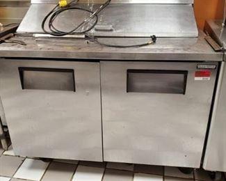 True Refrigerator Model TSSU-48-12