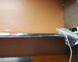 36in Stainless Shelf
