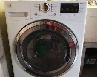 Kenmore Front Load Washing Machine